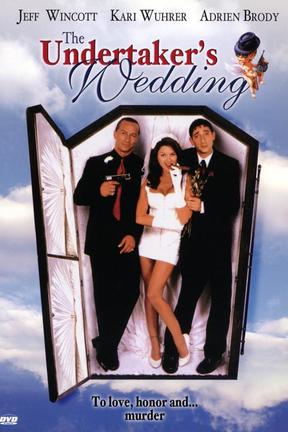 poster for The Undertaker's Wedding