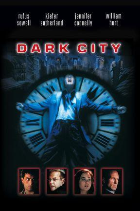 poster for Dark City