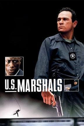 poster for U.S. Marshals