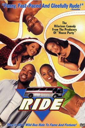 poster for Ride