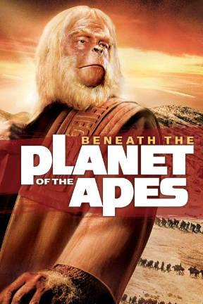 poster for Beneath the Planet of the Apes
