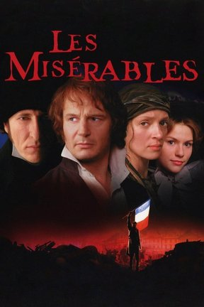 poster for Les Miserables