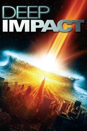 poster for Deep Impact