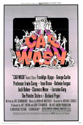 poster for Car Wash