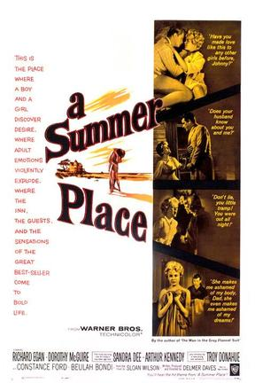 poster for A Summer Place