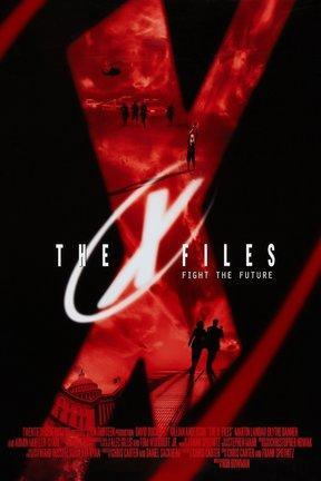 poster for The X-Files