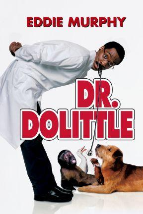 poster for Dr. Dolittle