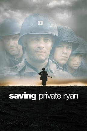 poster for Saving Private Ryan