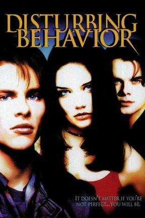poster for Disturbing Behavior