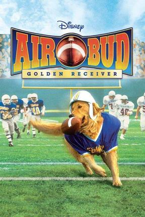 poster for Air Bud: Golden Receiver