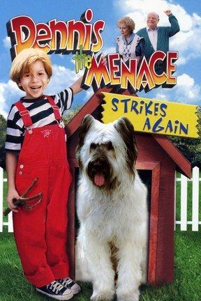 poster for Dennis the Menace Strikes Again