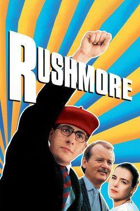 poster for Rushmore
