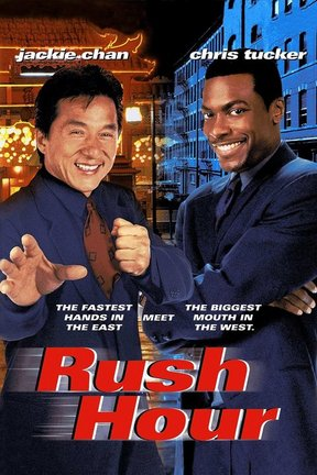 poster for Rush Hour