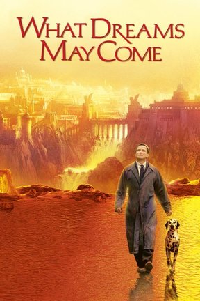 poster for What Dreams May Come