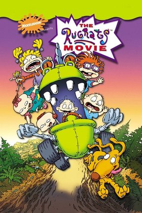 poster for The Rugrats Movie