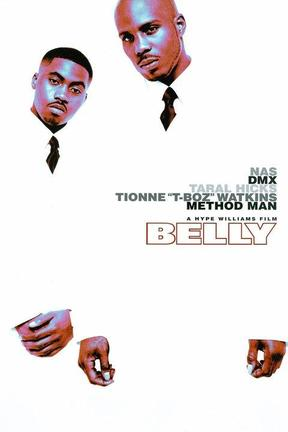 poster for Belly