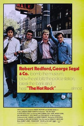 poster for The Hot Rock