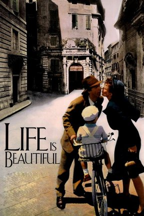 poster for Life Is Beautiful