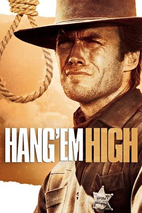 poster for Hang 'Em High