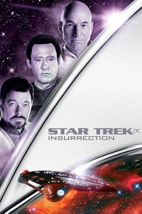 poster for Star Trek: Insurrection