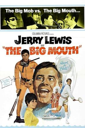 poster for The Big Mouth