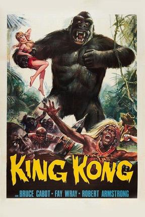 poster for King Kong