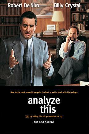 poster for Analyze This