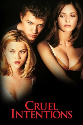 poster for Cruel Intentions