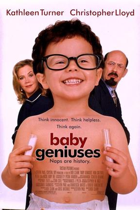 poster for Baby Geniuses