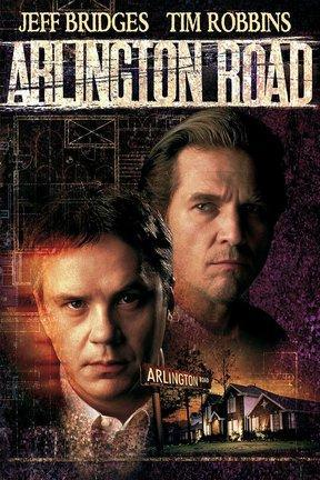 poster for Arlington Road