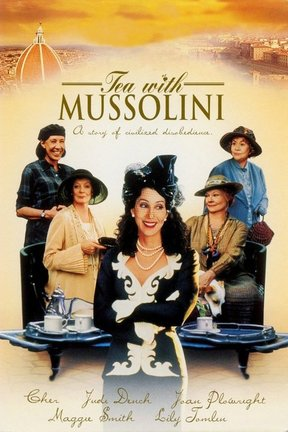 poster for Tea With Mussolini