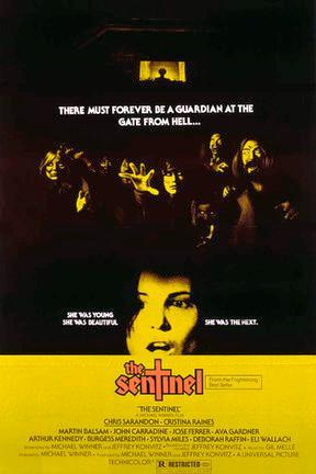 poster for The Sentinel