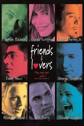 poster for Friends & Lovers