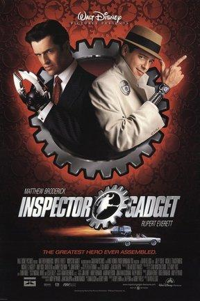 poster for Inspector Gadget