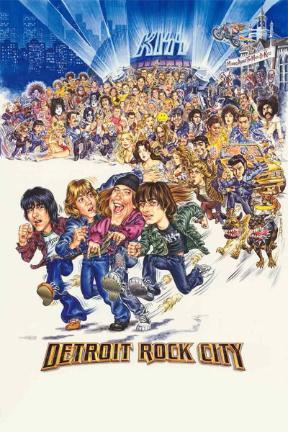 poster for Detroit Rock City