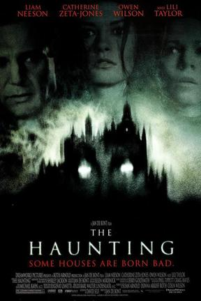 poster for The Haunting
