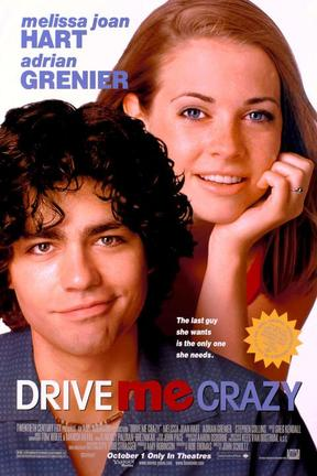 poster for Drive Me Crazy