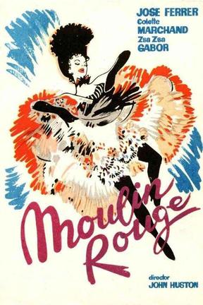 poster for Moulin Rouge