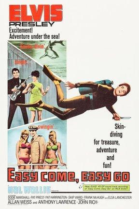 poster for Easy Come, Easy Go
