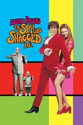poster for Austin Powers: The Spy Who Shagged Me