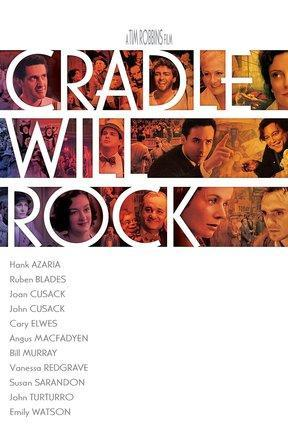 poster for Cradle Will Rock