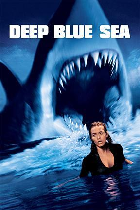 poster for Deep Blue Sea