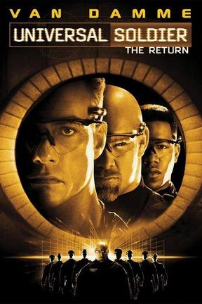 poster for Universal Soldier: The Return