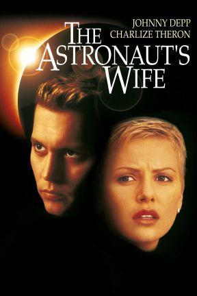 poster for The Astronaut's Wife