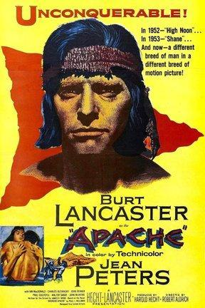 poster for Apache