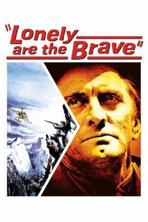 poster for Lonely Are the Brave