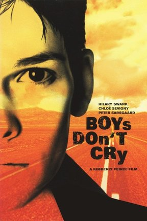 poster for Boys Don't Cry