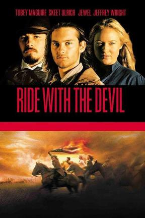 poster for Ride With the Devil