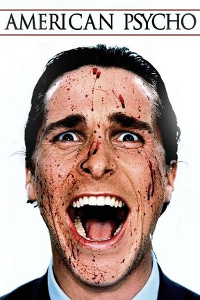 poster for American Psycho