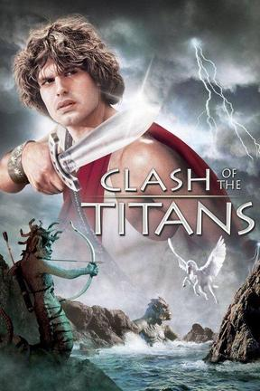poster for Clash of the Titans